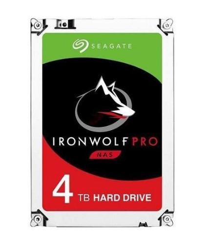 Seagate IronWolf Pro ST4000NE001 internal hard drive 3.5