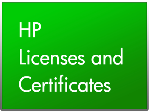 Hewlett Packard Enterprise VMware vSphere Standard to Enterprise Plus Upgrade 1 Processor 3yr E-LTU 1 license(s)