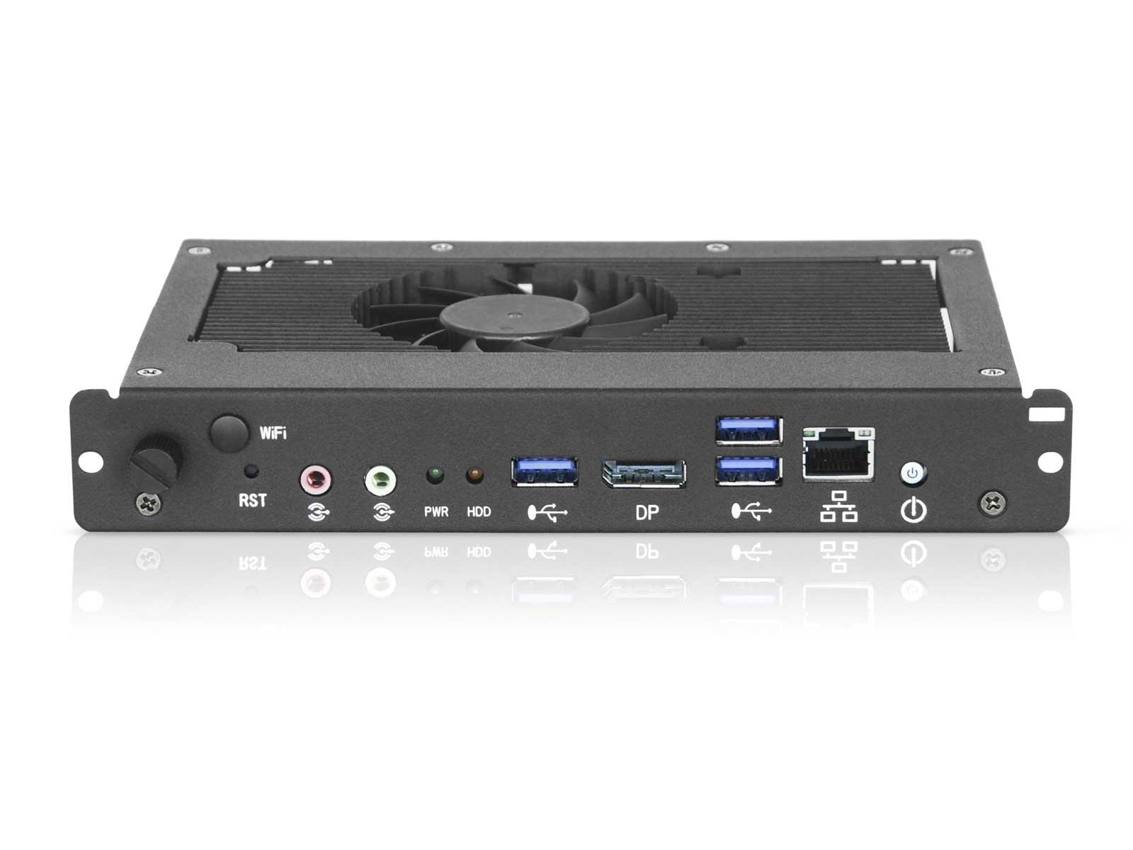 NEC OPS-Sky-Cel-d4/64/W7e A 2.4 GHz Intel® Celeron® G 64 GB SSD 4 GB