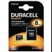 Duracell DRMK8PE 8GB MicroSDHC UHS-I Class 10 memory card