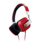 Yamaha HPH-M82 Red Circumaural Head-band