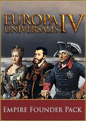 Nexway Europa Universalis IV: Empire Founder Pack PC/Mac/Linux Básica + DLC Español