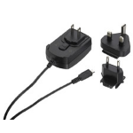 BlackBerry ACC-18080-203 Indoor Black mobile device charger