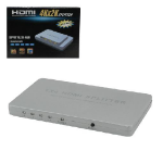 MCL MP-HDMI3D/4 divisor de video HDMI