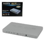 MCL MP-HDMI3D/4 divisor de video HDMI 4x HDMI