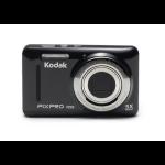 "Kodak PIXPRO FZ53 16MP 1/2.3"" CCD 4608 x 3456pixels Black"