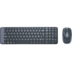 Logitech MK220 combo, US/Int Wireless Mouse and keyboard - Approx 3-5 working day lead.
