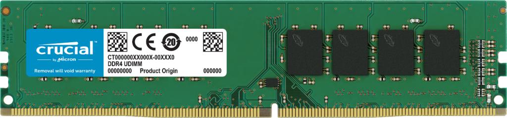 Crucial CT32G4DFD8266 módulo de memoria 32 GB 1 x 32 GB DDR4 2666 MHz