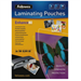 Fellowes 53962 25pc(s) laminator pouch