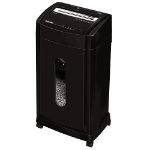 Fellowes Powershred 46Ms paper shredder Micro-cut shredding 22 cm Black