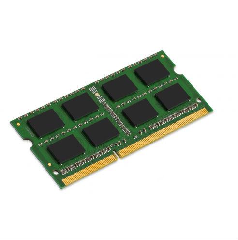 Kingston Technology ValueRAM 8GB DDR3 1600MHz Module 8GB DDR3 1600MHz memory module