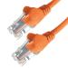CONNEkT Gear 31-0005O networking cable 0.5 m Cat6 U/UTP (UTP) Orange