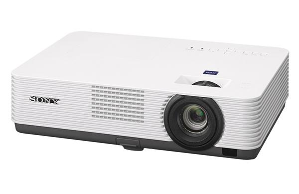 Sony VPL-DX220 2700ANSI lumens 3LCD XGA (1024x768) Desktop projector White data projector