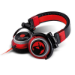 Energy Sistem DJ 700 Auriculares Diadema Negro, Rojo