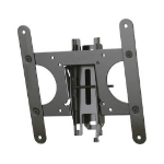 "Sanus Systems VST4 39"" Black flat panel wall mount"