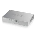 Zyxel ES 108Av3 Fast Ethernet (10/100) Silver