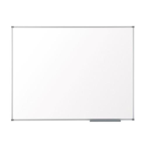 Nobo Basic Steel Magnetic Whiteboard 1200x900mm with Basic Trim