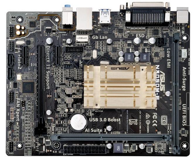 ASUS N3050M-E BGA1170 Micro ATX motherboard