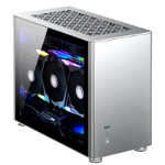 Jonsbo A4-Silver/window ITX Case