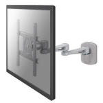 """Newstar TV/Monitor Wall Mount (Full Motion) for 10""""-40"""" Screen - Silver"""