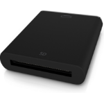HP SD card reader