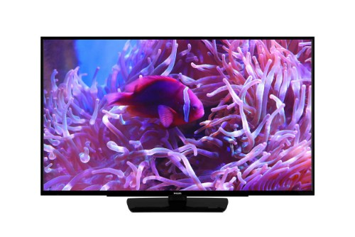 "Philips Studio 55HFL2899S/12 hospitality TV 139.7 cm (55"") 4K Ultra HD 350 cd/m² Black 16 W A++"