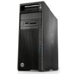 HP Z640 Intel Xeon E5 v3 E5-2650V3 16 GB DDR4-SDRAM 512 GB SSD Mini Tower Black Workstation Windows 7 Professional