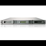 HPE AJ816B - 1/8G2 LTO4 Ultr SCSI Renew Autoloader