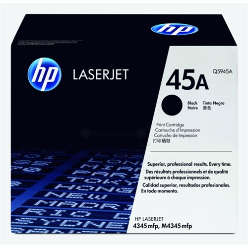 HP Print Cartridge for Laserjet 4345 Q5945A