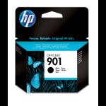 HP 901 inktcartridge Original Zwart