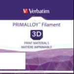Verbatim PRIMALLOY Thermoplastic Elastomer (TPE) Black 500g