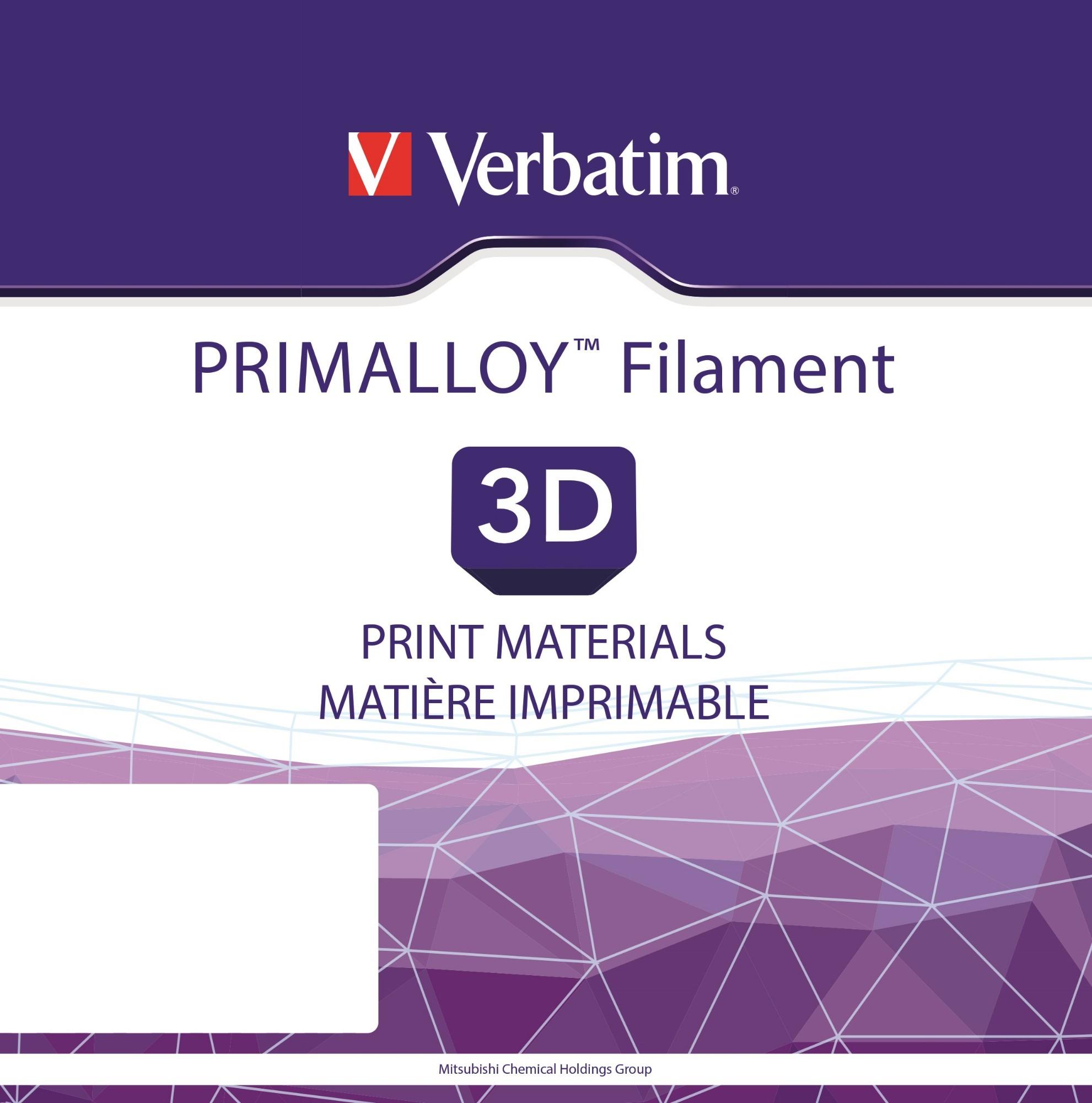 3d Printer Filament Primalloy 2.85mm 500g Black