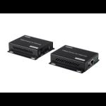 Monoprice 15778 AV extender AV transmitter & receiver Black