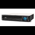 APC Smart-UPS Line-Interactive 1000VA Rackmount Black