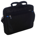 "Targus Prospect 17"" notebook case 43.2 cm (17"") Messenger case Black"