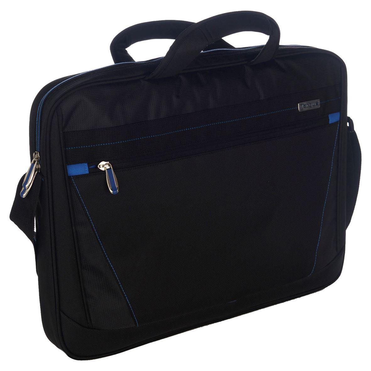 """Targus Prospect 17"""" 43.2 cm (17"""") Messenger case Black"""