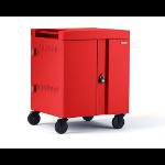Bretford TVCM20 Portable device management cart Red