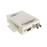 Add-On Computer Peripherals (ACP) ADD-RS232-2ST serial converter/repeater/isolator RS-232 Fiber (ST)