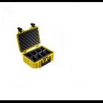 B&W Type 3000 equipment case Briefcase/classic case Yellow
