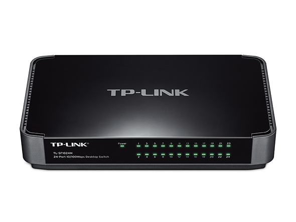 TP-LINK TL-SF1024M network switch
