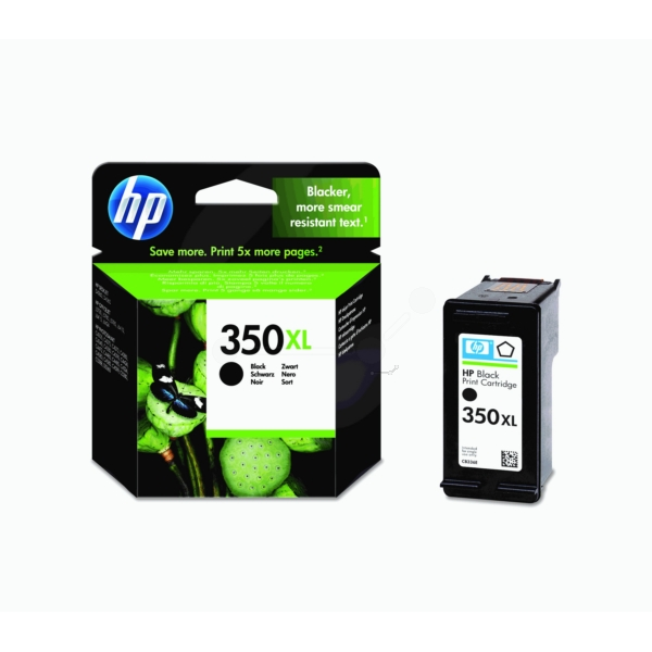 HP CB336EE (350XL) Printhead black, 1000 pages, 25ml