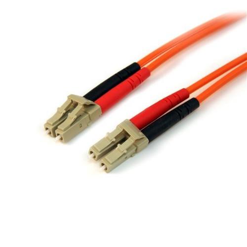 StarTech.com Fiber Optic Cable - Multimode Duplex 50/125 - LSZH - LC/LC - 30 m
