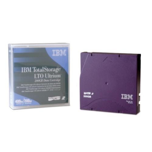 IBM LTO Ultrium 200 GB Data Cartridge 1.27 cm