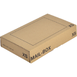 Fellowes 7374301 package Packaging box Brown 1 pc(s)