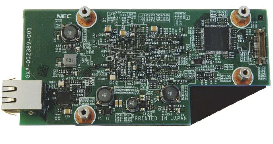 NEC BE116500 daughterboard