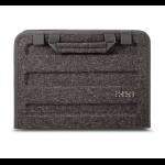 "Higher Ground DATAKEEPER LIGHT notebook case 13"" Briefcase Gray"