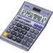 Casio DF-120TERII calculator Desktop Basic Blue