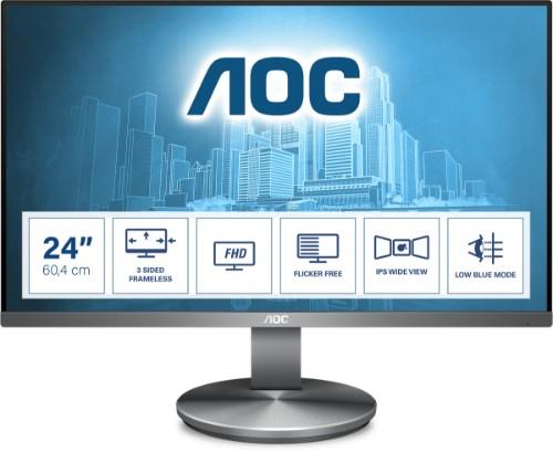 AOC 90 Series I2490VXQ/BT computer monitor 60.5 cm (23.8