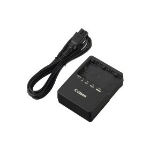Canon LC-E6 battery charger Black