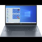 "HP Pavilion 15-eh0020na Notebook 39.6 cm (15.6"") Touchscreen Full HD AMD Ryzen 3 8 GB DDR4-SDRAM 256 GB SSD Wi-Fi 5 (802.11ac) Windows 10 Home Blue"